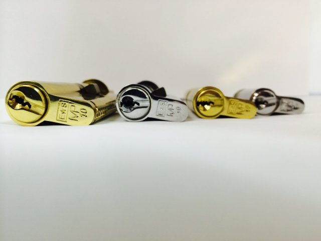 Euro Cylinders are available in our shop.